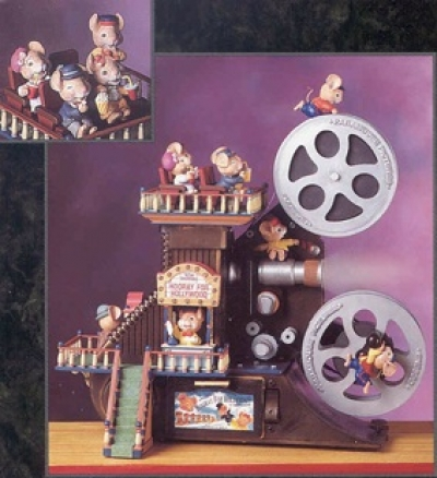 Movie Projector - Hooray for Hollywood - Product Image