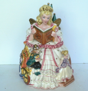 Cinderella Cookie Jar - Product Image