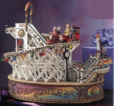 Roller Coaster - Collosal Coaster - Product Image