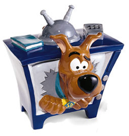 Scooby Doo in a TV - Product Image