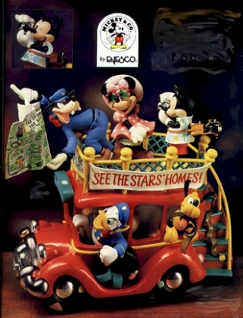 Toon Town Bus - Next Stop Toon Town - Product Image