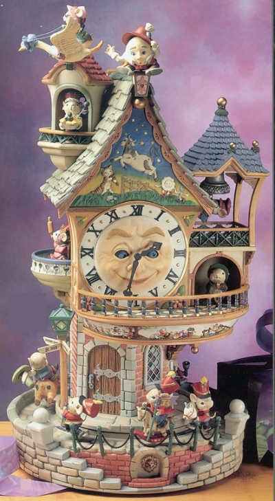 Enchanted Clock Tower - Product Image
